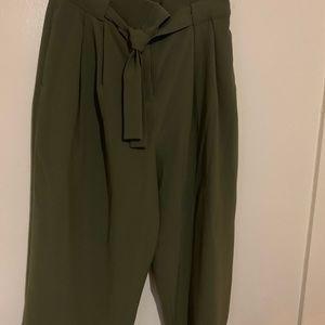H&M Pants - Paper bag waist pants